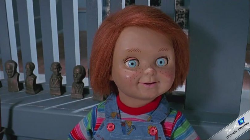 Chucky the killer doll- Child's Play 1988 - horror movie