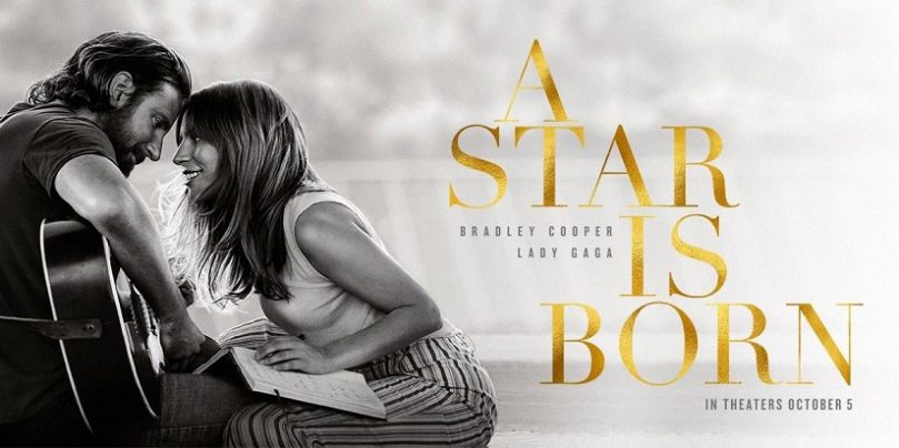 a star is born poster and review 2018