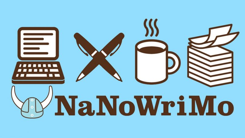 [NaNoWriMo 2018] One month. 50k words. Let's go!