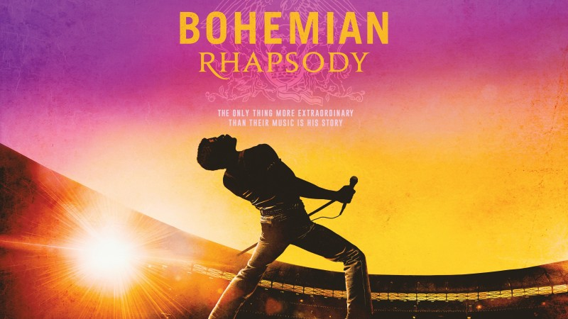 Review: Bohemian Rhapsody [2018]