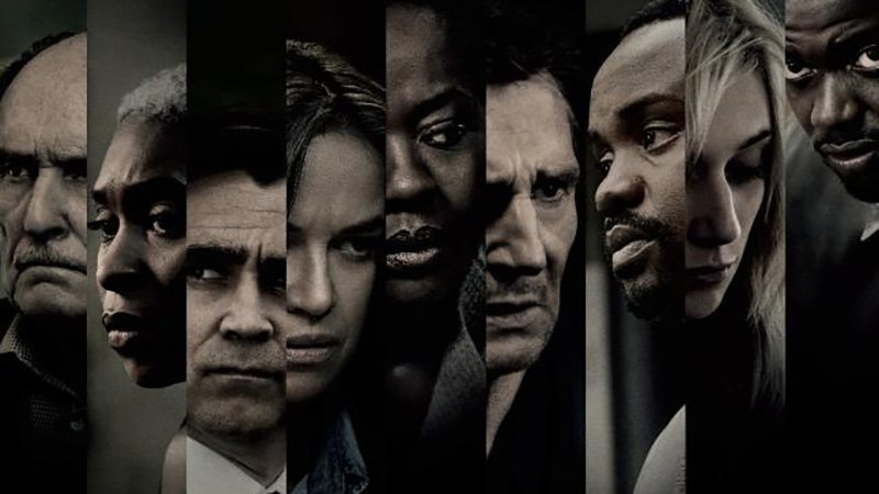 Review: Widows [2018]