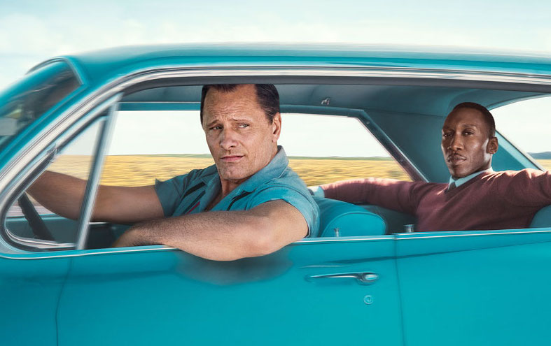 green book 2018 review poster