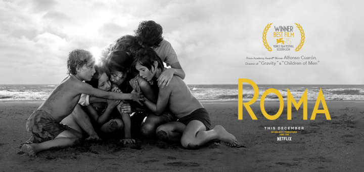 roma netflix poster review 2018