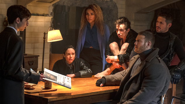 Review: The Umbrella Academy- season 1 [Netflix TV Show]