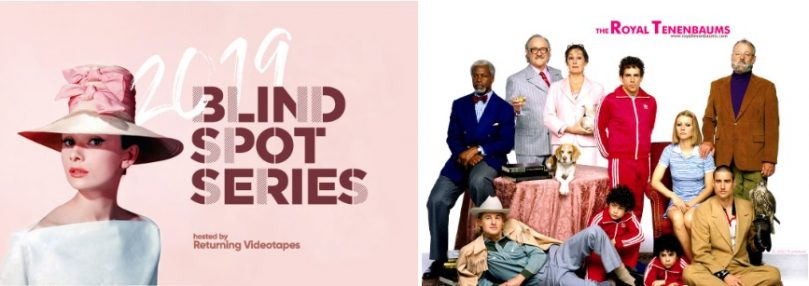 [Blind Spot 2019] February: The Royal Tenenbaums