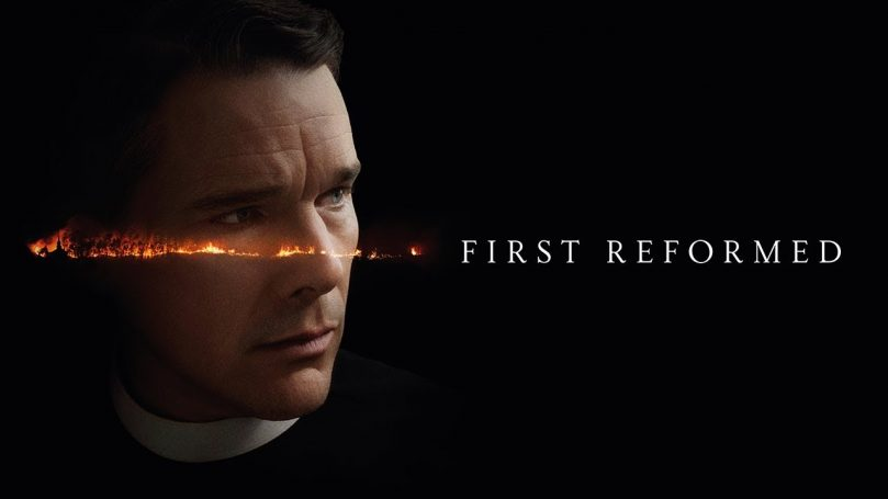 first reformed movie poster review