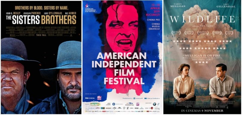 "AIFF 2019: ""Sisters Brothers"" and ""Wildlife"""