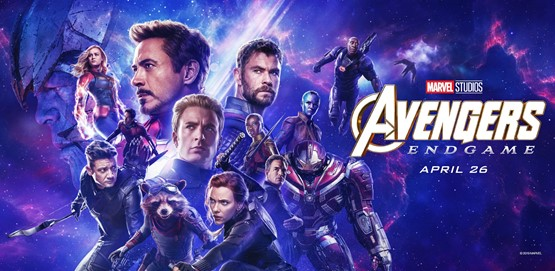 avengers endgame poster review 2019