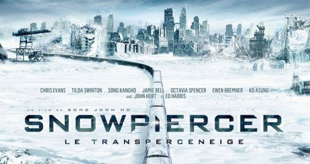 snowpiercer 2013 poster review