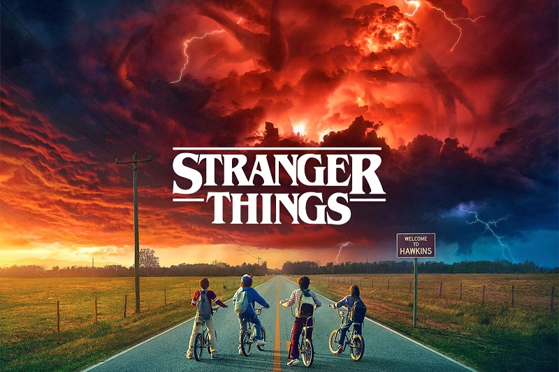 Review: Stranger Things- Seasons 1, 2 & 3 [TV show]