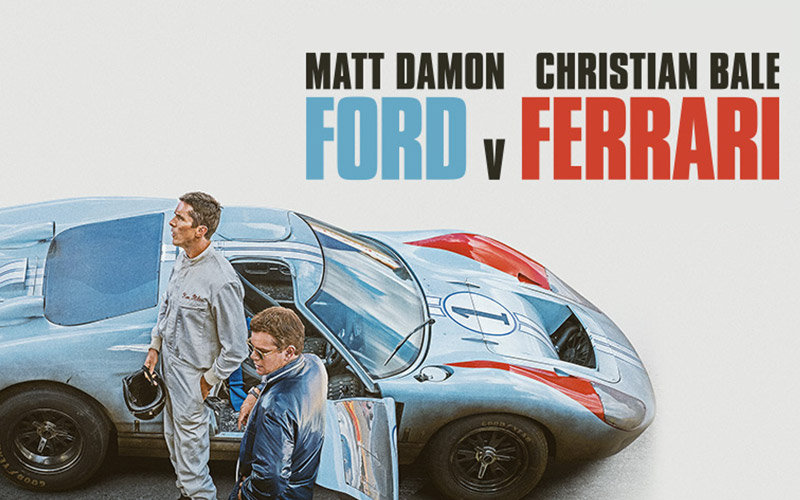 Review: Ford vs Ferrari [2019]