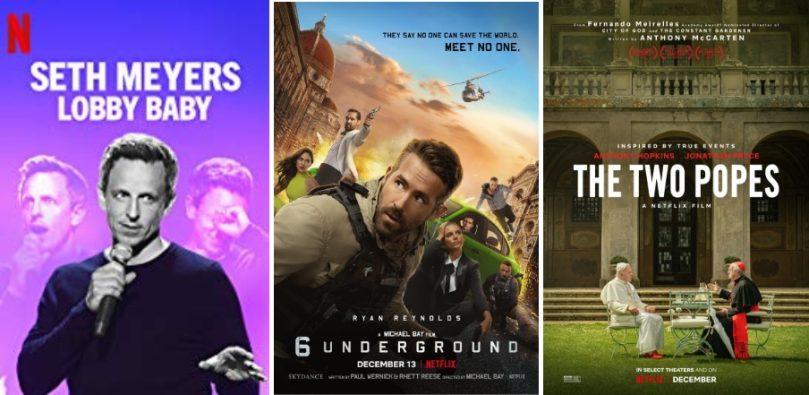 Mini Reviews – What I've seen on Netflix lately + Hustlers